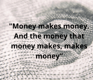 Benjamin Franklin Quote on Compounding