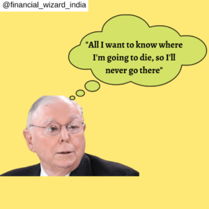 Charlie Munger Quote on Inversion