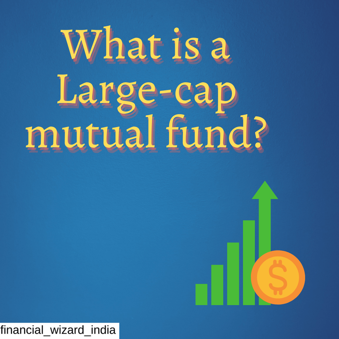 What is a large cap mutual fund?