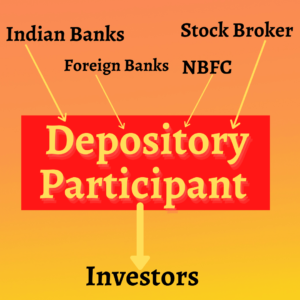 Role of depository participant